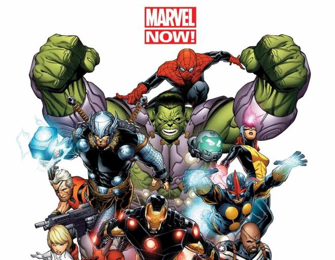 With Marvel NOW! the company began it's shift to simplifying continuity