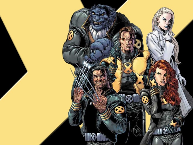 Grant Morrison's New X-Men