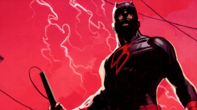 The new look of Daredevil post-Secret Wars