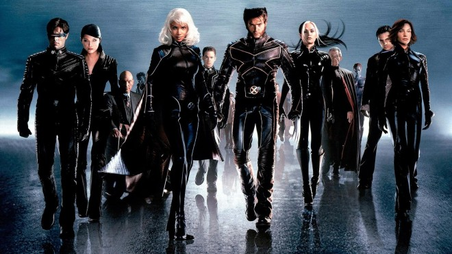 In X-Men 2, SInger doubled down on leather