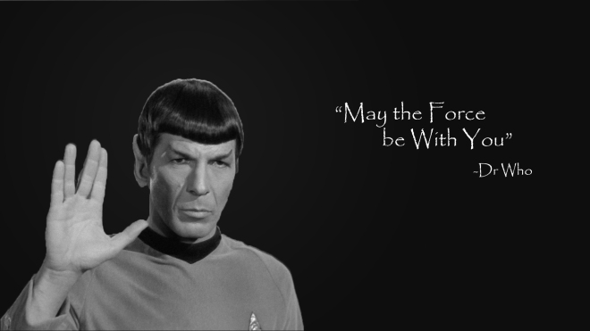 This represents the respect STID had for Trek