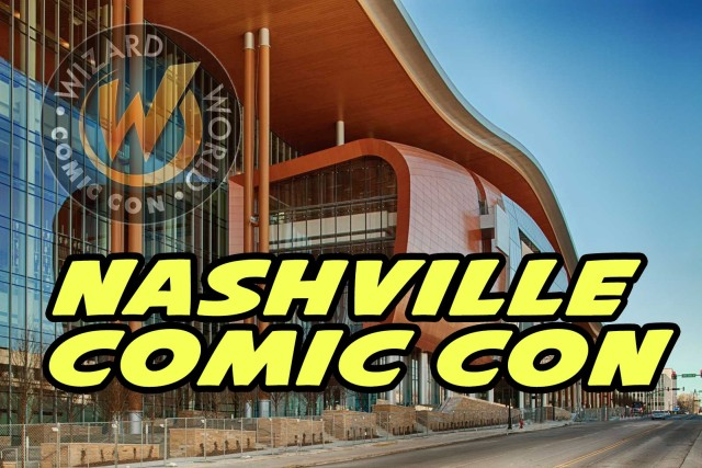 Check out our impressions of the Nashville Comic Con Here.
