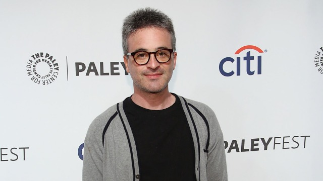 Alex Kurtzman arrives at PALEYFEST 2014 -